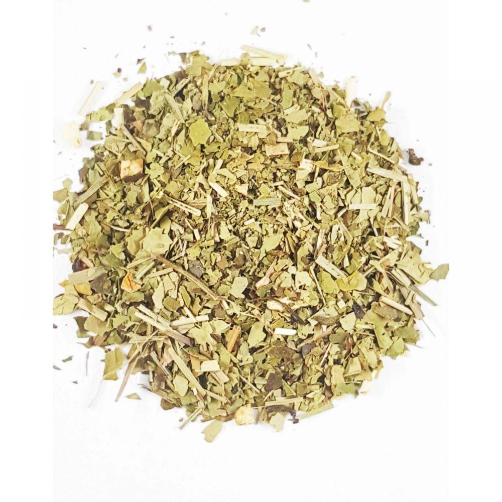 Lemon Leaf Organic Yerba Mate CBD Infused Tea Lemon 60 mg 1.5 oz. (42.5 g)