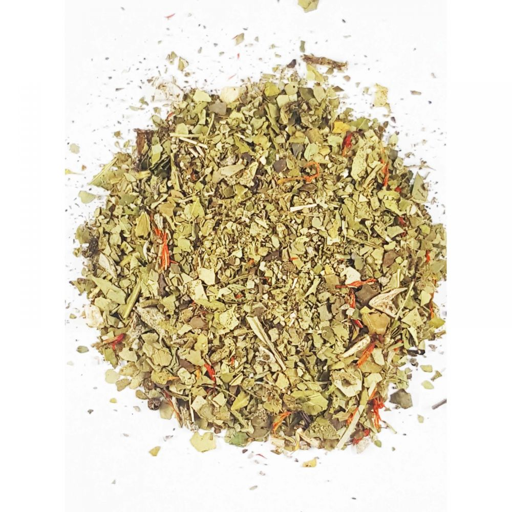 Maui Sage Organic Yerba Mate CBD Infused Tea Sage 60 mg 1.5 oz. (42.5 g)