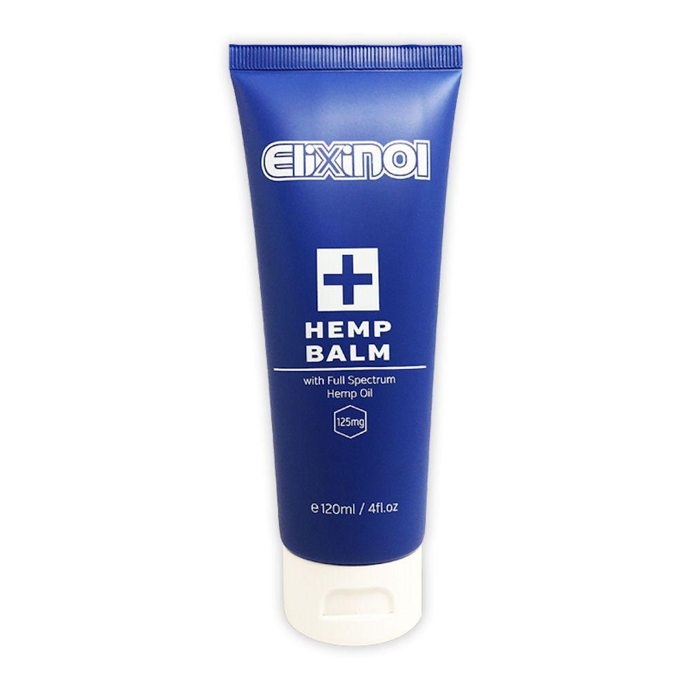 CBD Oil Hemp Balm Lotion 125 mg 4 fl. oz. (118 mL)