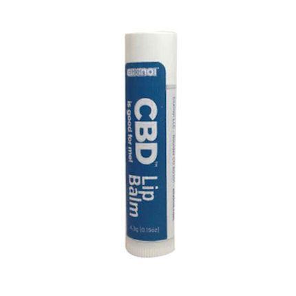 CBD Oil Hemp Lip Balm 5 mg 0.15 oz. (4.3 g)