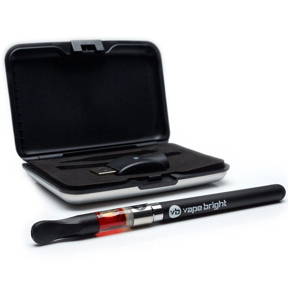 Thrive Organic Hemp CBD Vape Oil Starter Pack with Cartridge 200 mg, Battery, Charger & Case