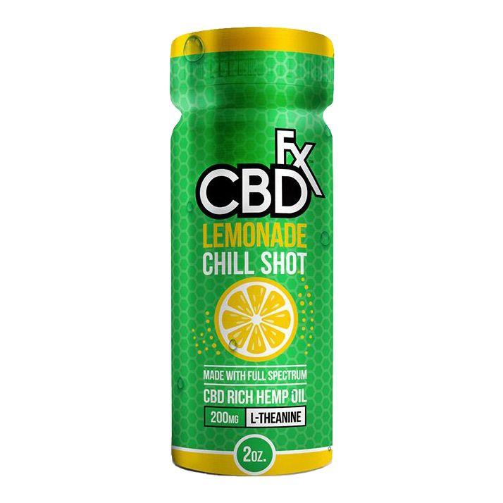 Chill Shots Lemonade 20 mg 2 fl. oz. (59 mL)