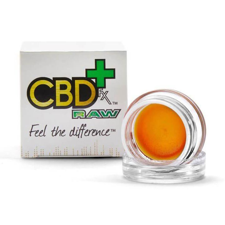 RAW Wax Dabs 30% CBD Natural Flavor 300 mg 0.035 oz. (1 g)