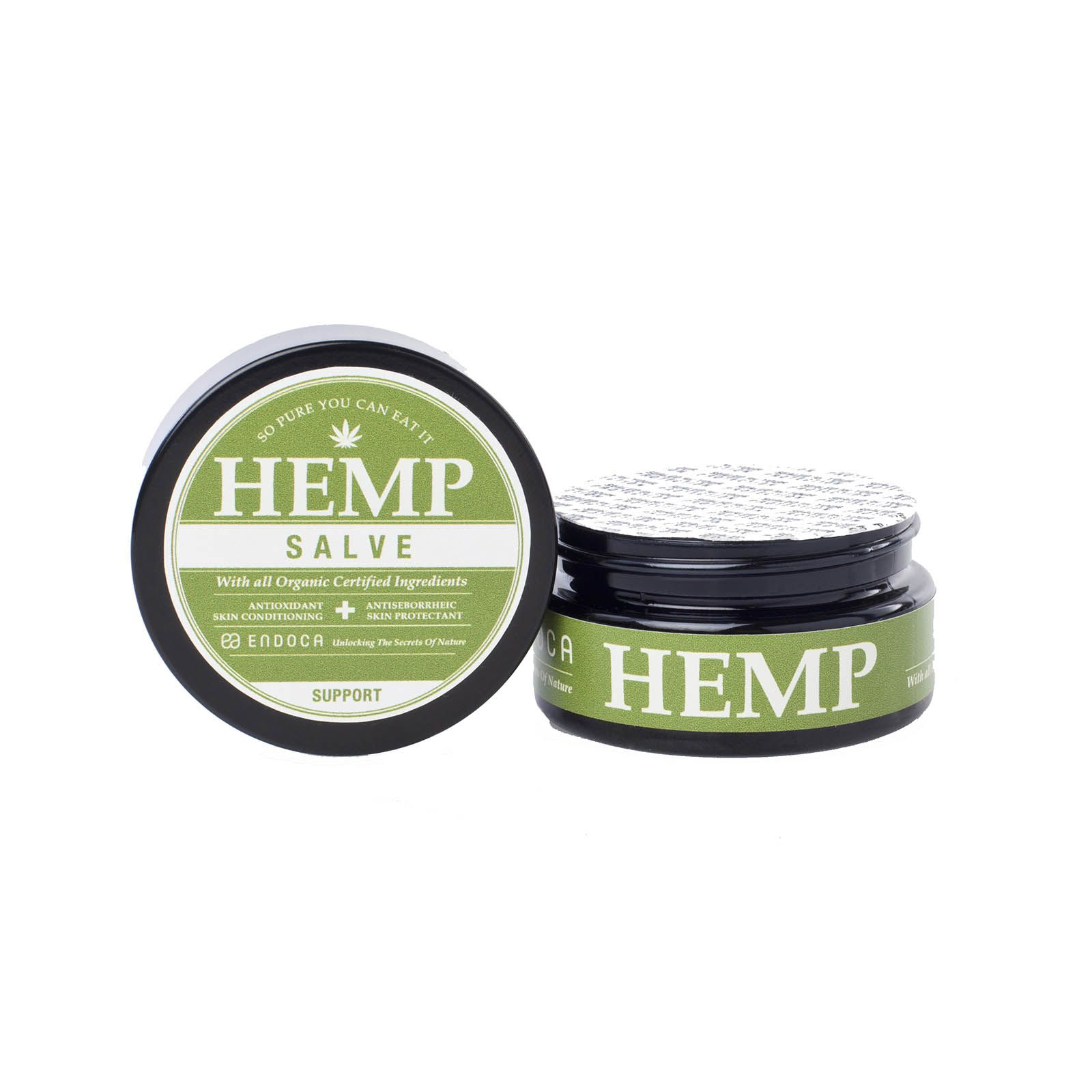 CBD Salve Organic 750 mg 1 fl. oz. (30 mL)