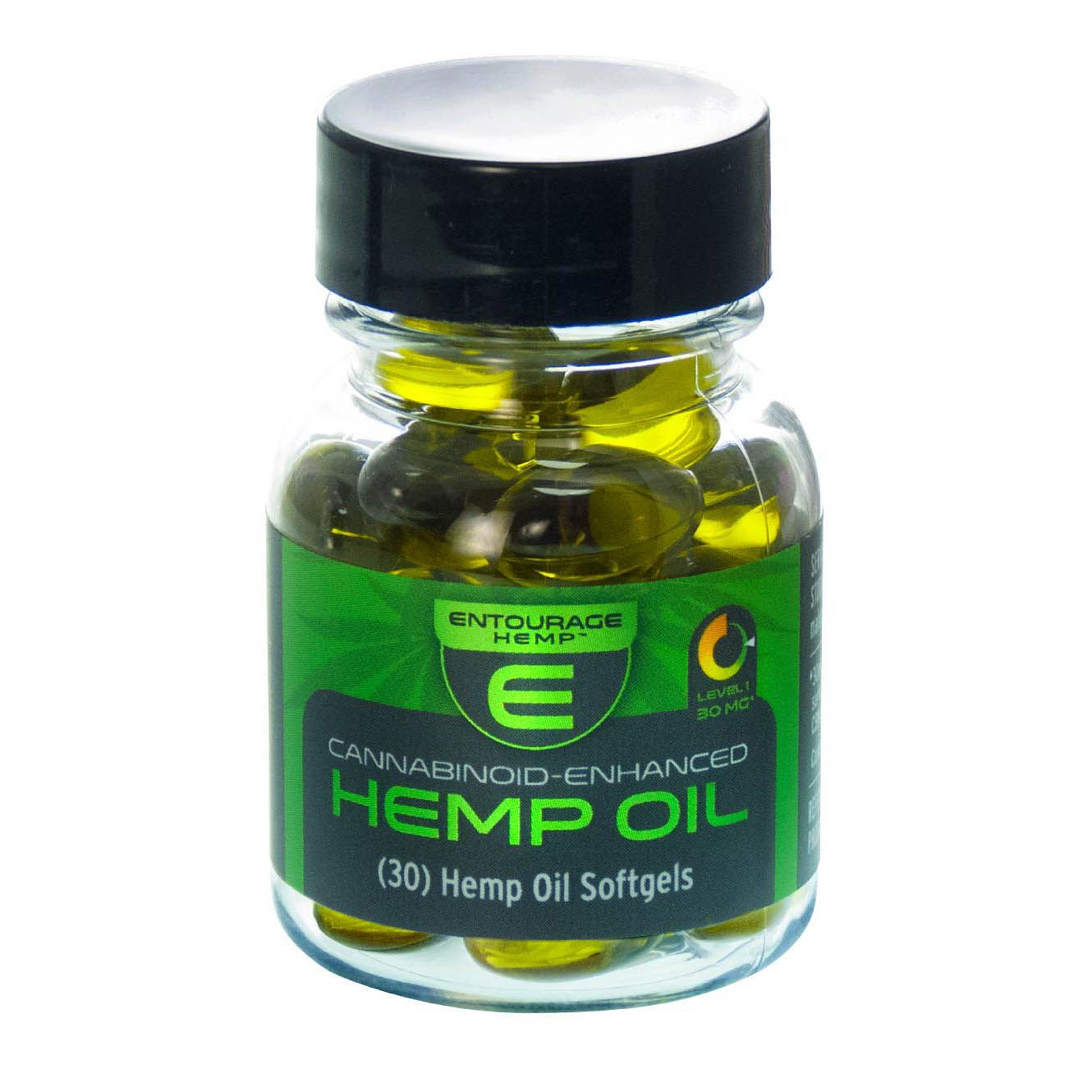 CBD Oil 450 mg 30 Softgels
