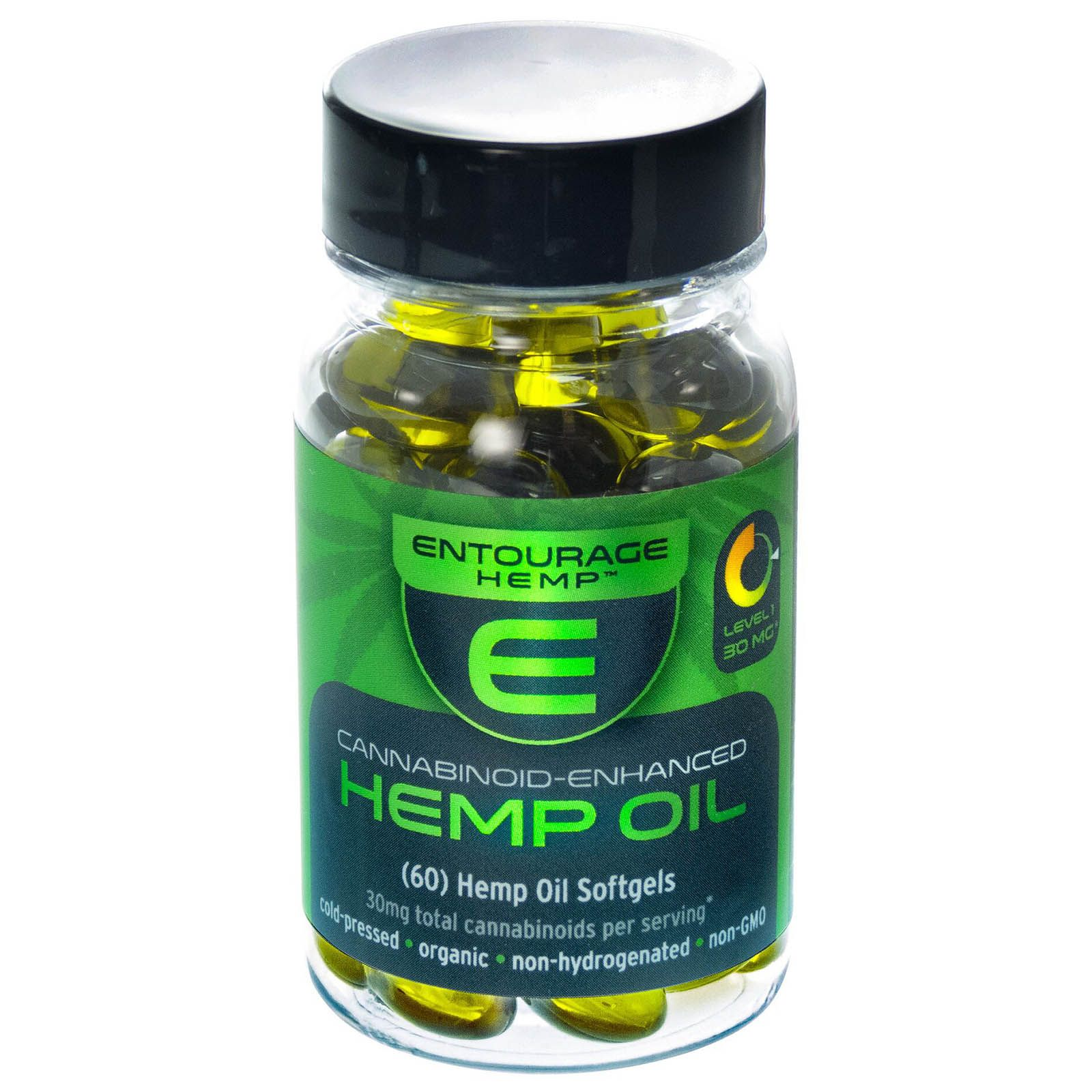 CBD Oil 900 mg 60 Softgels