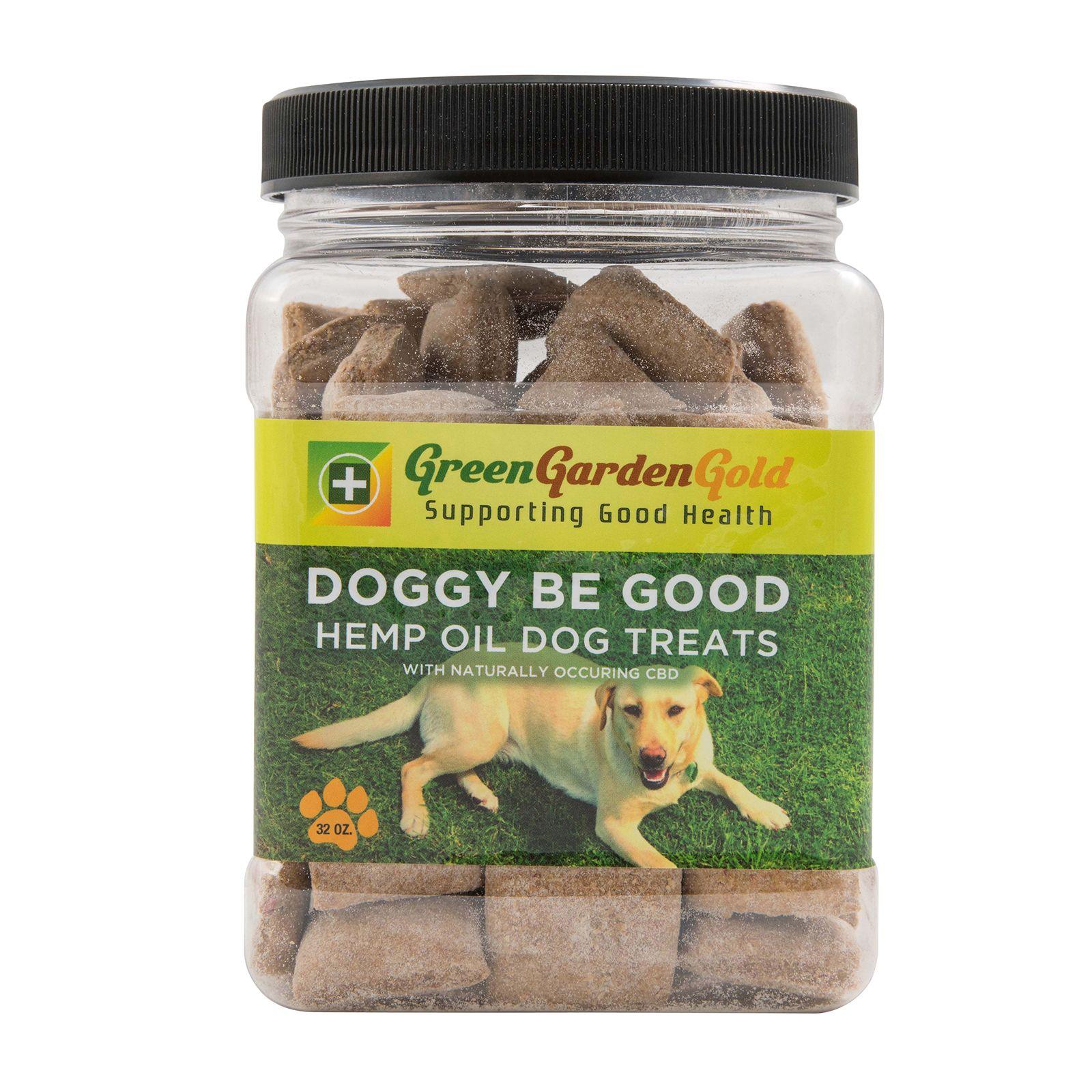 Doggie Be Good Hemp Extract Dog Treats Bacon 140 mg 70 Treats