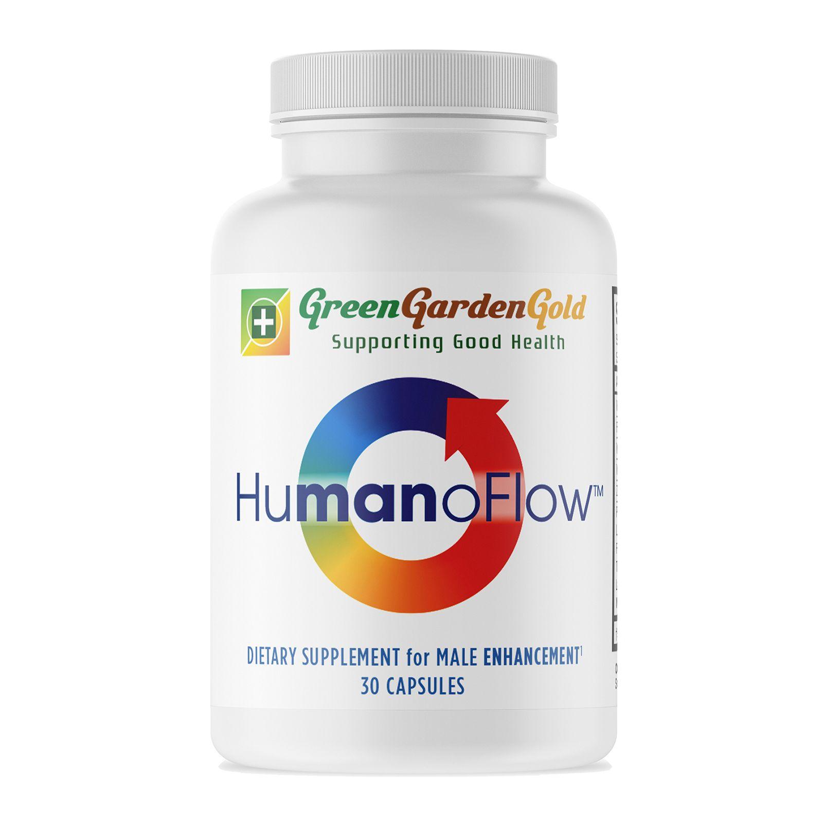 HumanoFlow Male Enhancement 30 Capsules