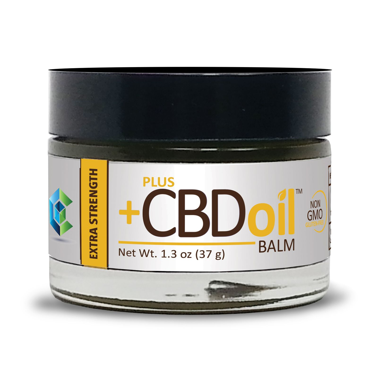 CBD Oil Balm Extra Strength 100 mg 1.3 oz. (37 g)