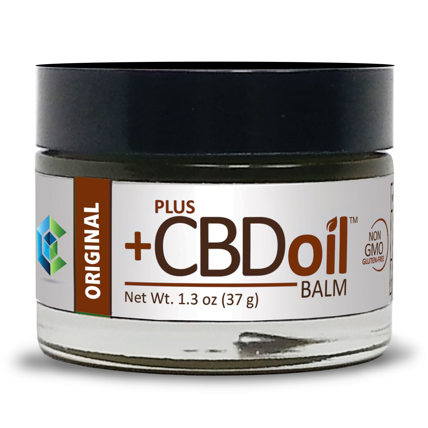 CBD Oil Balm Original  50 mg 1.3 oz. (37 g)