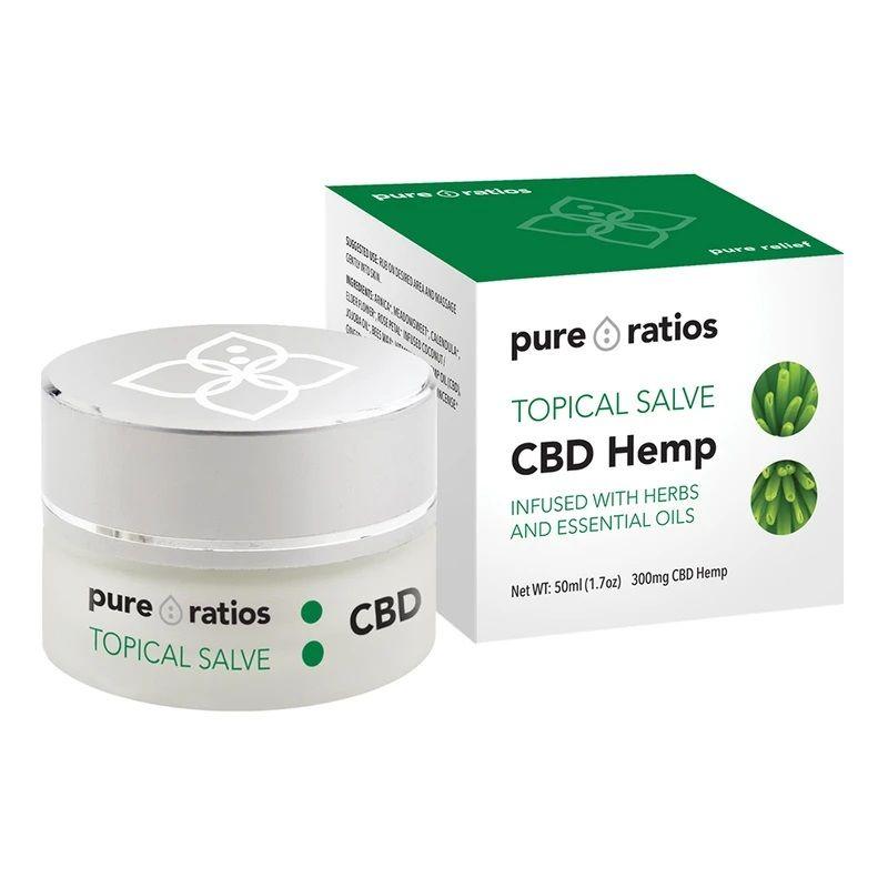 CBD Salve 300 mg 1.7 fl. oz. (50 mL)