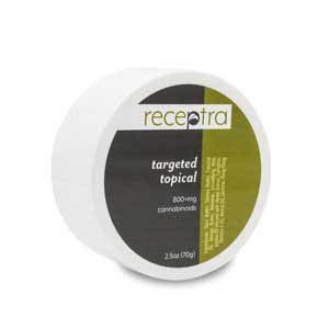 Targeted Topical Salve 800 mg 2.5 oz. (70 g)